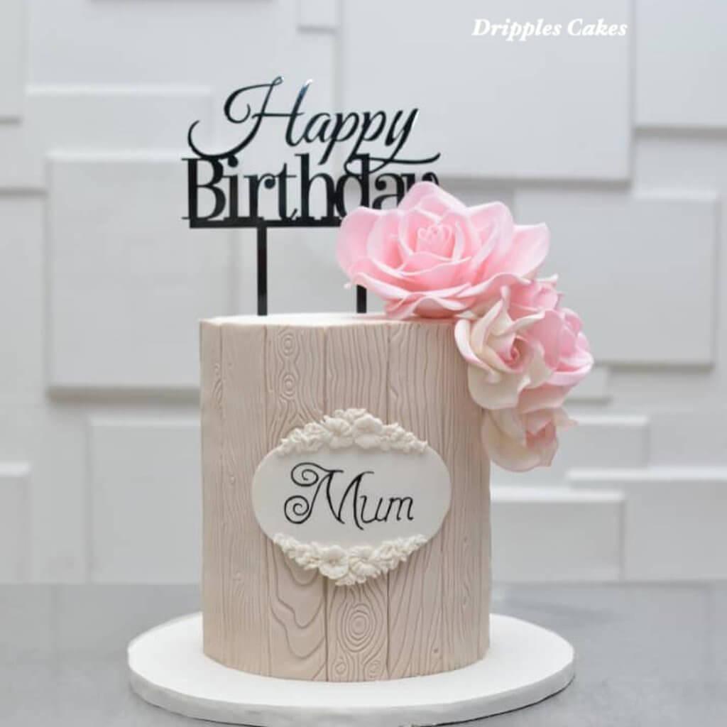 Happy birthday for Mom