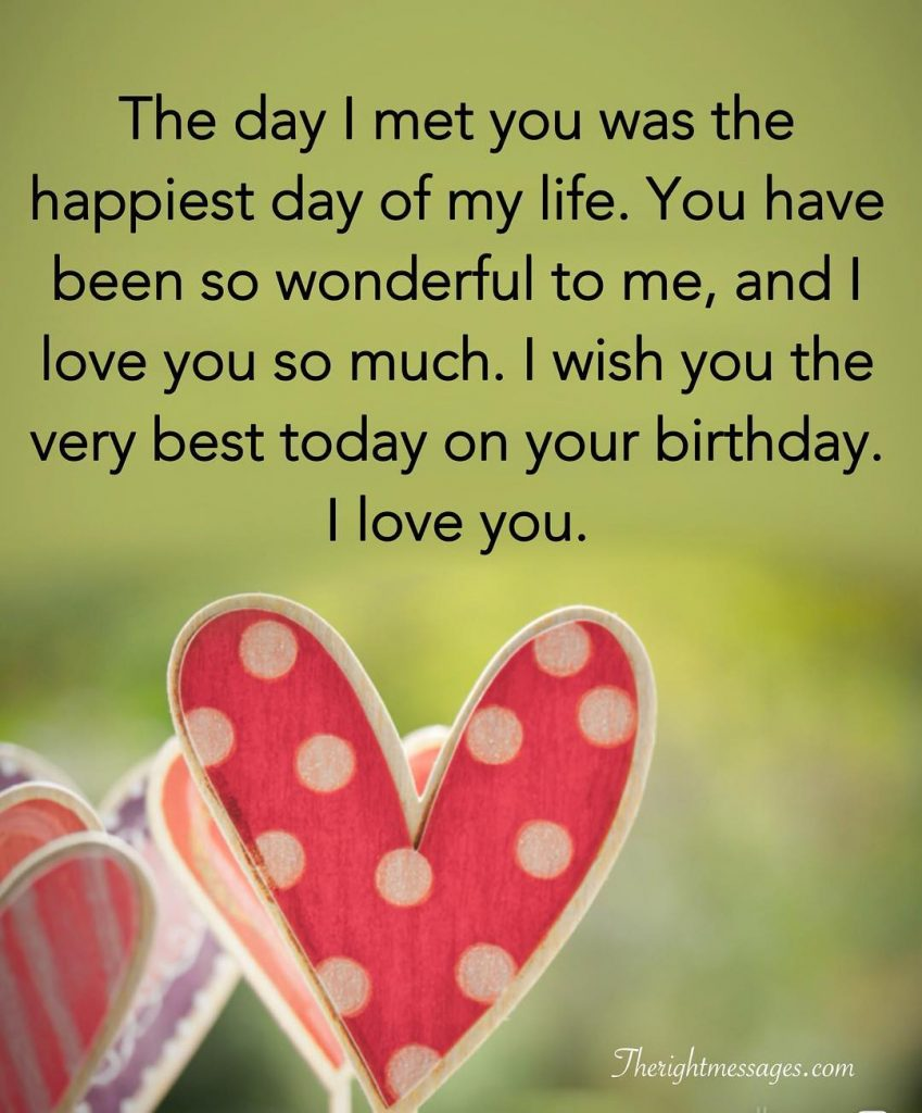 Short And Long Romantic Birthday Wishes For Boyfriend | The