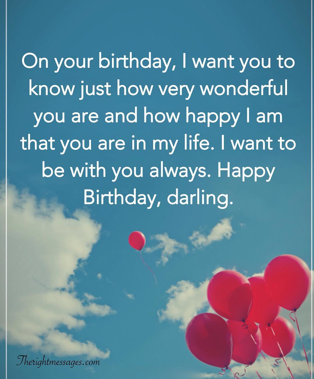 Short And Long Romantic Birthday Wishes For Boyfriend | The Right ...