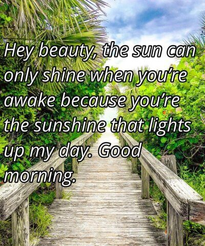 Good Morning Text Messages For Her