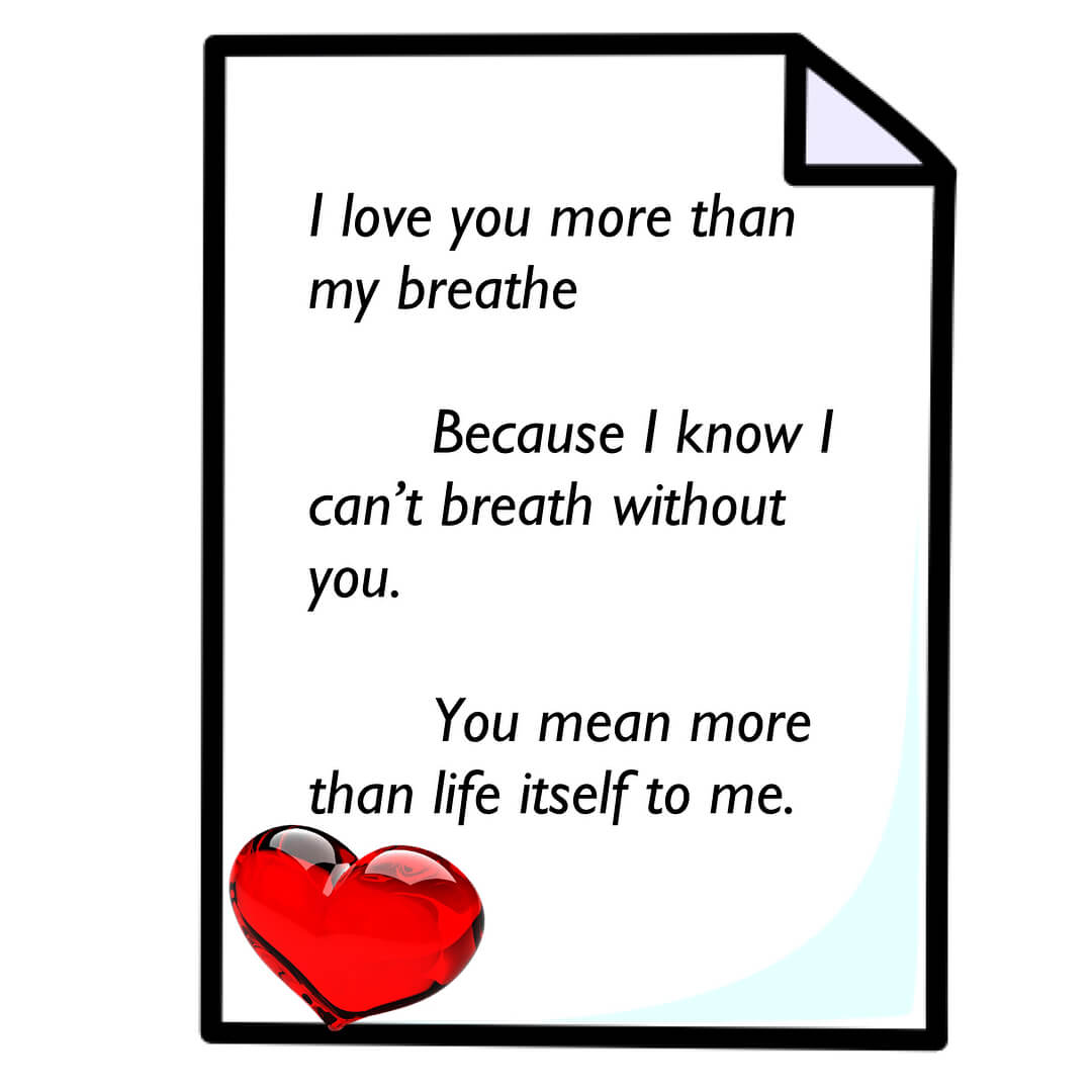 I Love You More Than Quotes Messages The Right Messages