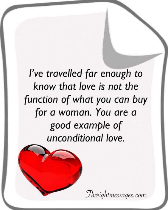 travelled far enough to know love quote