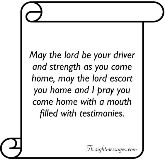 Prayer For Husband To Come Home