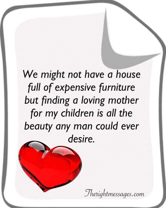 We might not have a house love quote