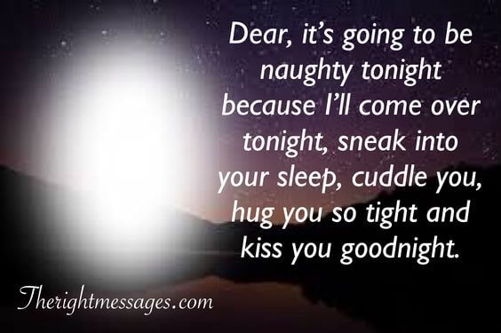 Funny And Sweet Good Night Text Messages For Him & Her | The