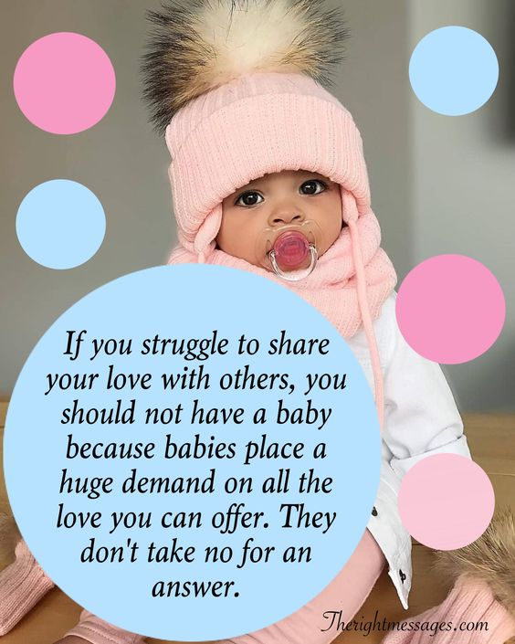 If you struggle to share your love with other