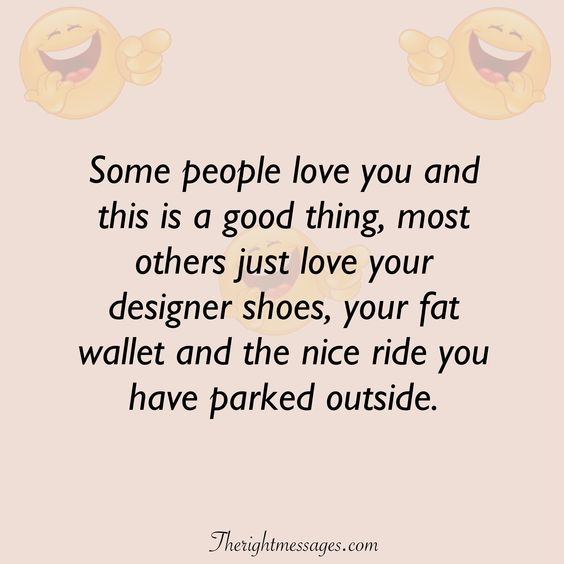 Some people love you funny love quote