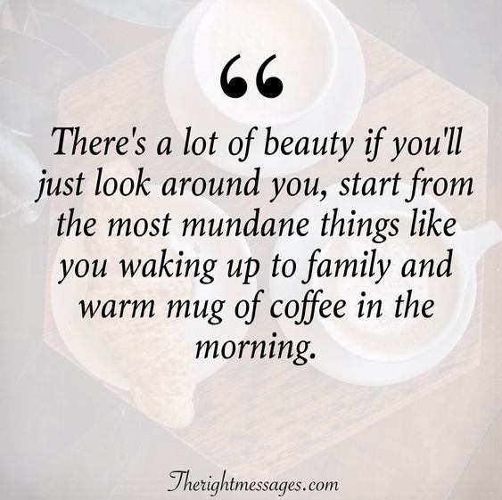 coffee in the morning quote