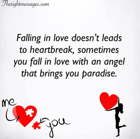 falling in love doesnt lead
