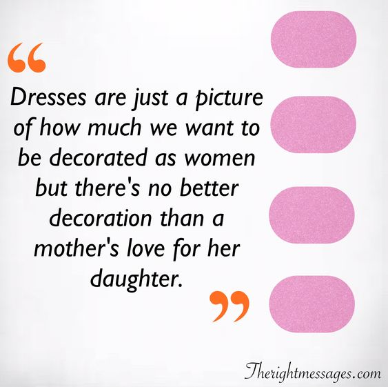 mother's love for her daughter quote