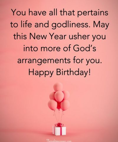 30 Christian Birthday Wishes For Friends Son Daughter Brother