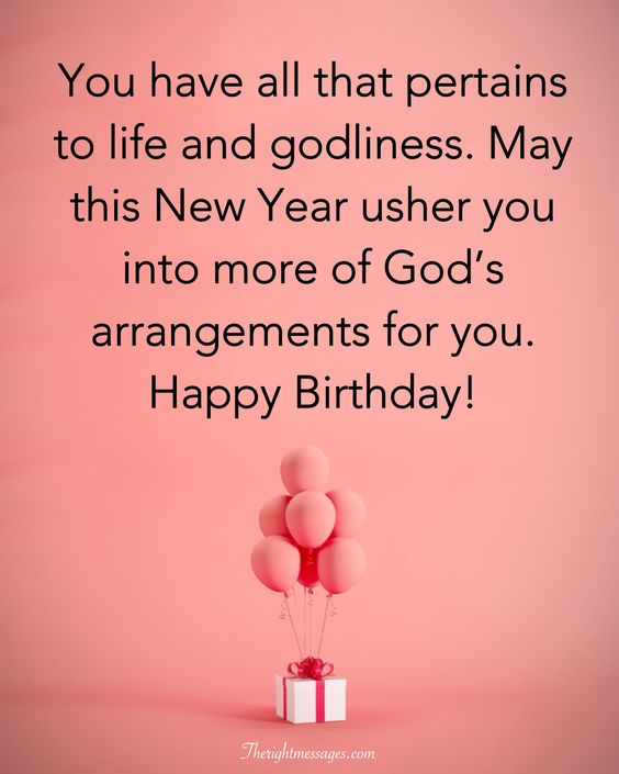 25th Birthday Quotes For Myself: 30 Christian Birthday Wishes For Friends, Son, Daughter