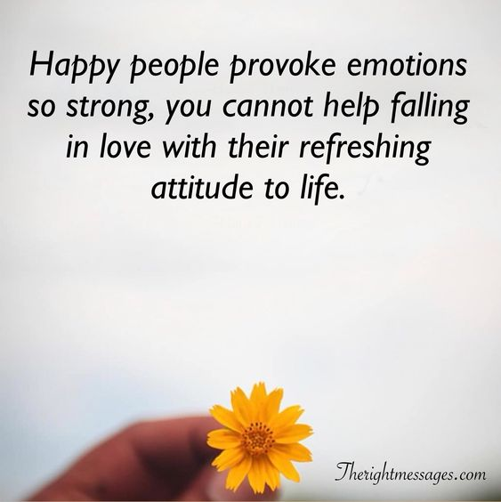 Happy people quote