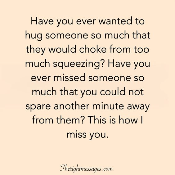 This is how I miss you quote