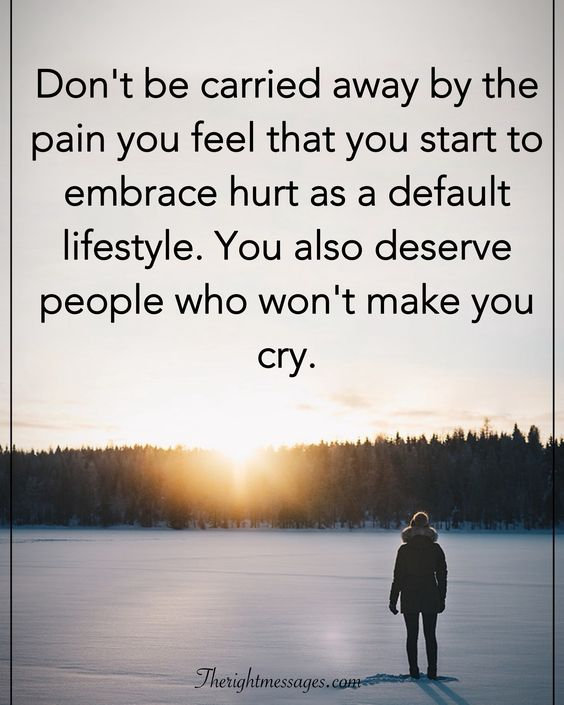 27 Being Hurt Quotes & Sayings with Images | The Right Messages