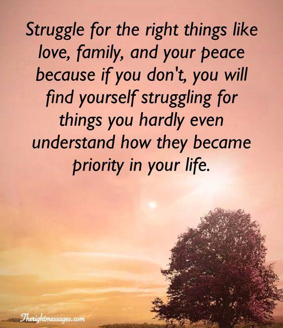 find yourself struggling