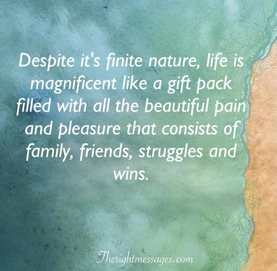 Life Nature Quote
