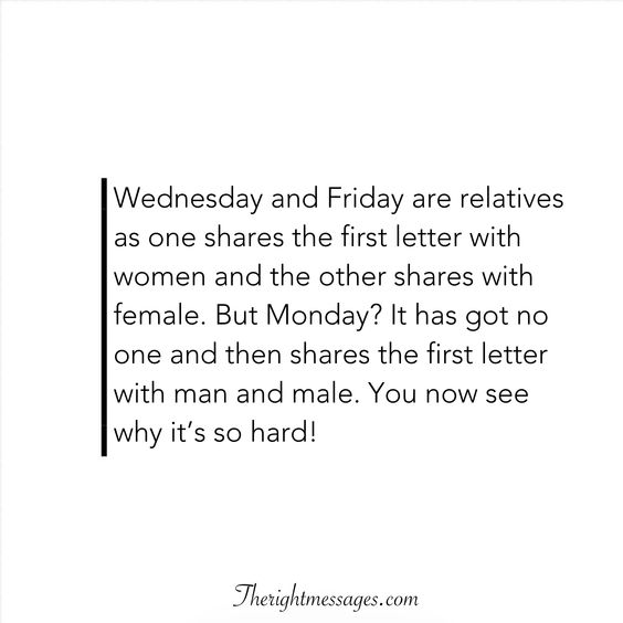 Monday Funny Quote