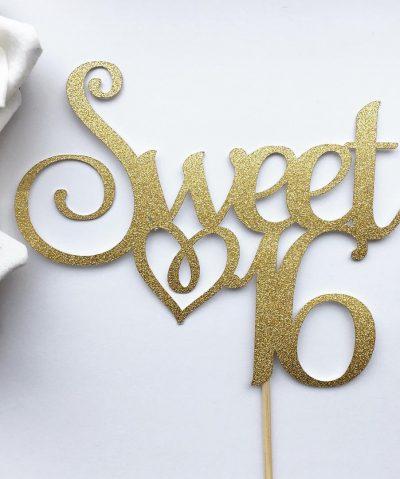 Sweet Sixteeen