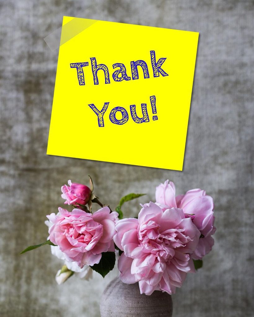 Thank You Messages For Friends The Right Messages