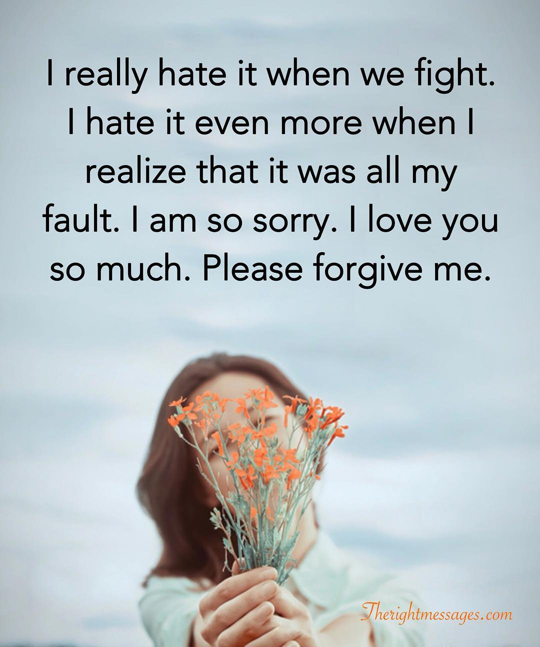 I'm Sorry Messages For Boyfriend - Romantic Ways To