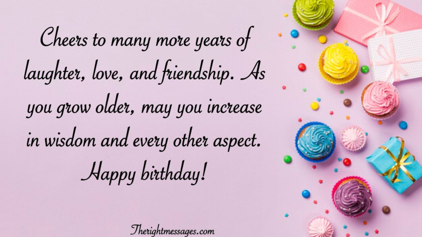 Birthday best friend quotes
