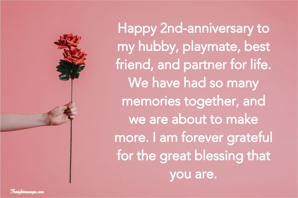 Heart-Warming Anniversary Messages For Boyfriend